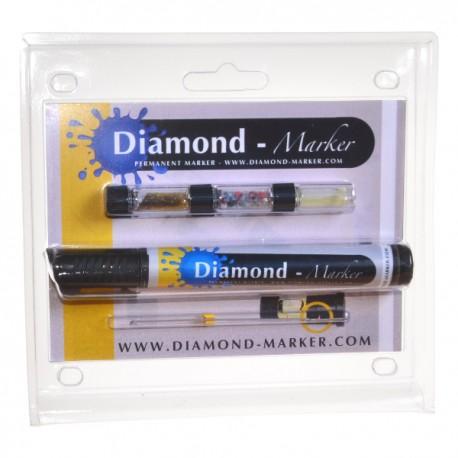 Diamond-Marker® Kit, black
