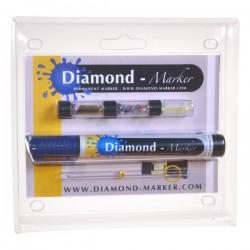 Diamond-Marker® Kit, bleu